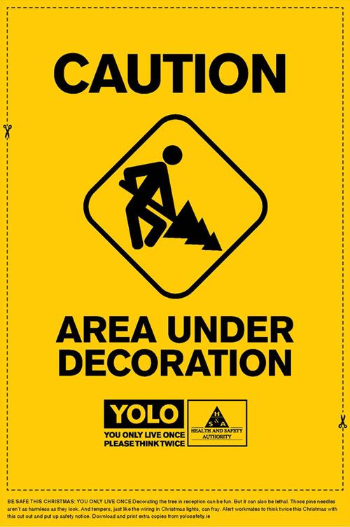 YOLO-DECORATION