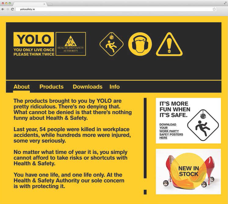 YOLO-SITE-PAYOFF