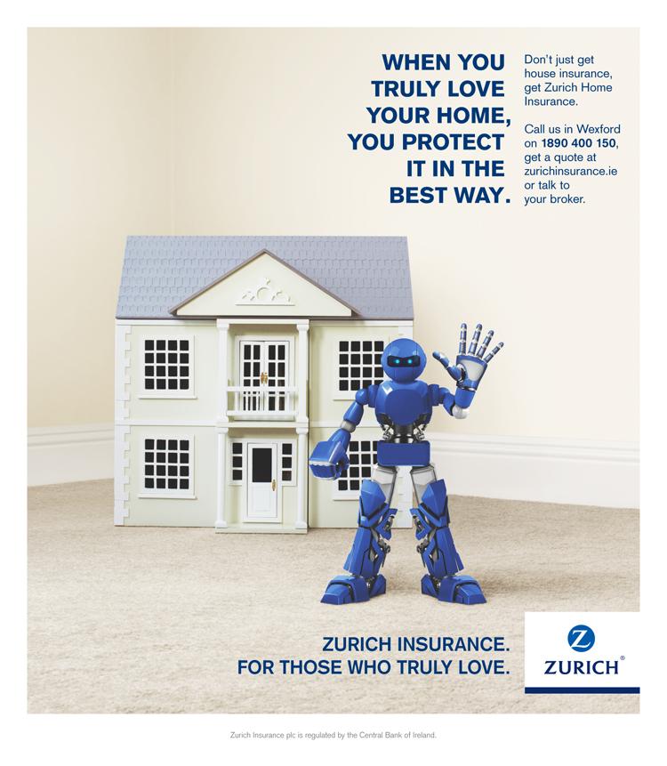 ZURICH-INS-ROBOT